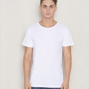 Dr.Denim Patrick Tee White