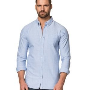 Dr.Denim Pete Shirt Light Blue
