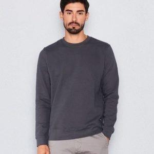 Dr.Denim Smith Sweater Asphalt Grey