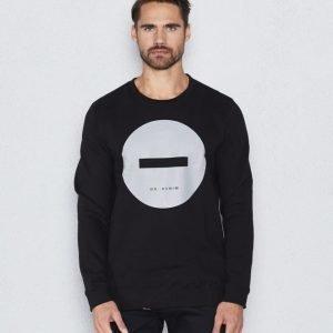 Dr.Denim Smith Sweater Black Circle
