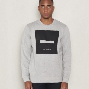 Dr.Denim Smith Sweater Grey Square