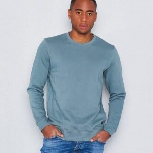 Dr.Denim Smith Sweater Misty Green