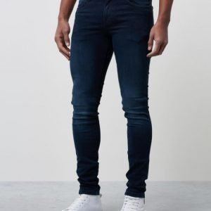 Dr.Denim Snap Dark Retro