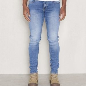 Dr.Denim Snap Light Stone Destroyd