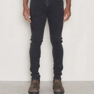 Dr.Denim Snap Old Black