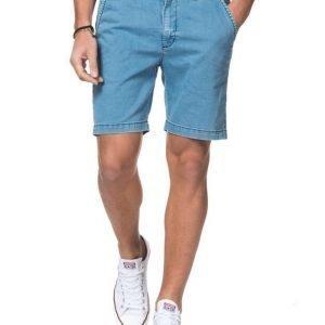 Dr.Denim Wood Shorts Light Blue