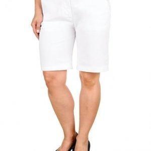 Dress In Bermudat Valkoinen