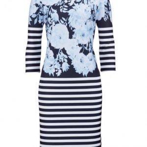 Dress In Mekko Laivastonsininen / Jäänsininen / Valkoinen