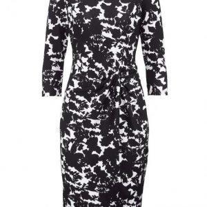 Dress In Mekko Musta / Valkoinen
