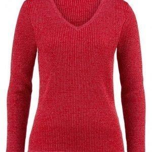 Dress In Neulepusero Punainen