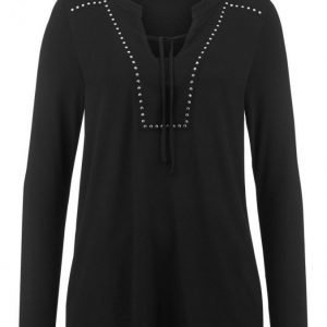 Dress In Paita Musta