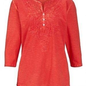 Dress In Paita Oranssi