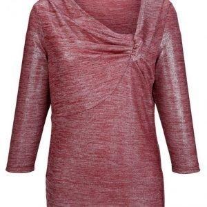 Dress In Paita Punainen