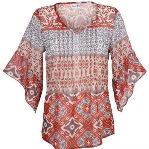 Dress In Tunika Oranssi