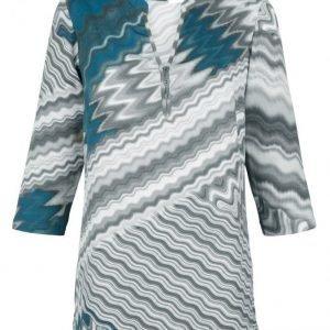Dress In Tunika Petroli / Monivärinen