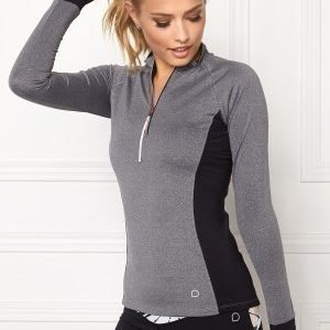 Drop of Mindfulness Canal St Sweater Grey Melange