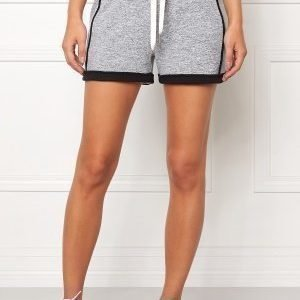 Drop of Mindfulness Soho Shorts Grey Melange
