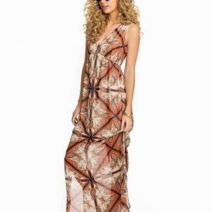 Dry Lake Antoinette Long Print Dress