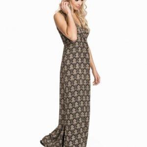 Dry Lake Becky Long Print Dress