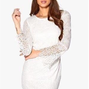 Dry Lake Benedicte Short Dress White