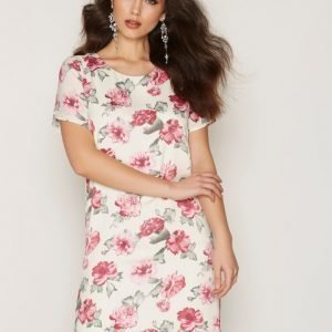 Dry Lake First Love Dress Loose Fit Mekko Pink Rose