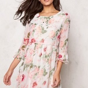 Dry Lake Flower Power Short Dress Flower Print