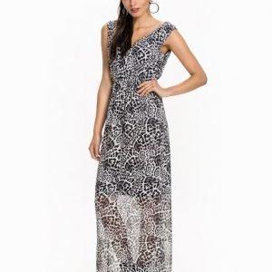 Dry Lake Grace Long Print Dress