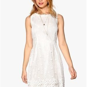 Dry Lake Hilton Dress Offwhite