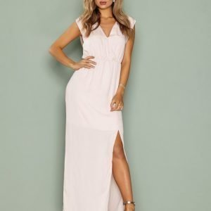 Dry Lake Sun Long Dress Maksimekko Light Pink