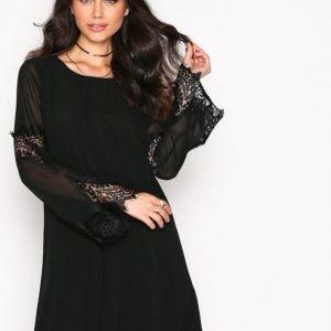 Dry Lake Twilight Dress Mekko Black