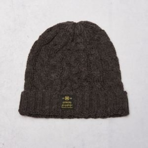 Dstrezzed Cable Beanie Anthra