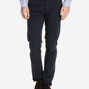 Dstrezzed Chino Pant belt Stretch T Chinot Dark Navy
