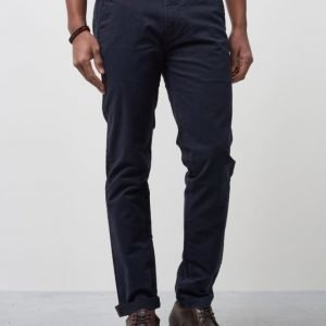 Dstrezzed Chino Pants w Belt Dark Navy