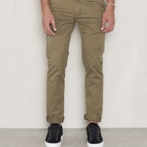 Dstrezzed Chinos Belt Stretch Green