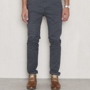 Dstrezzed Chinos Belt Stretch Grey