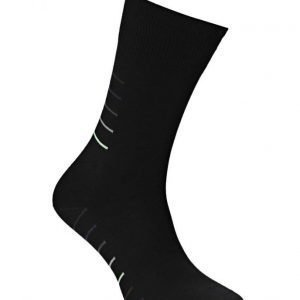ECCO Mens Business Sock Stripe nilkkasukat