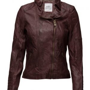 EDC by Esprit Jackets Outdoor Leather nahkatakki