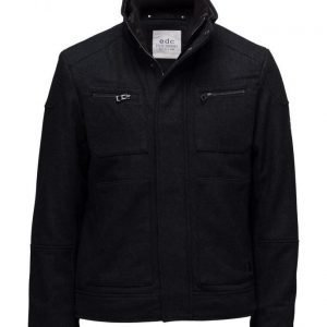 EDC by Esprit Jackets Outdoor Woven villakangastakki