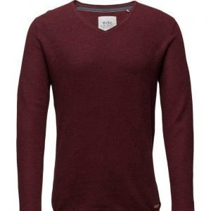 EDC by Esprit Sweaters v-aukkoinen neule