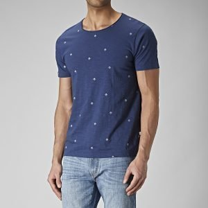 East West Small Printed Tee T-Paita