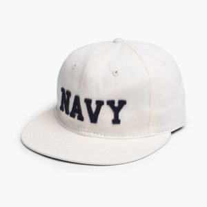 Ebbets Field Great Lakes Naval Station Twill 6 Panel