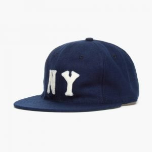 Ebbets Field New York Black Yankees 1936 Cap