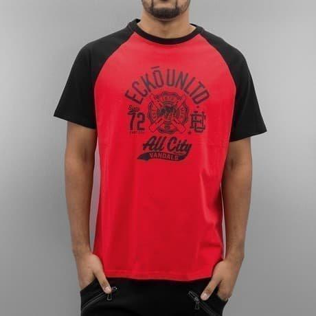 Ecko Unltd. T-paita Punainen