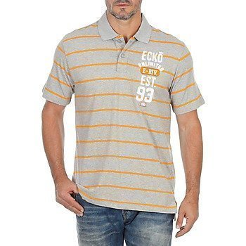 Ecko Y/D LEFT CHEST NUMERAL POLO lyhythihainen poolopaita