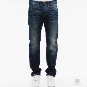 Edwin ED-55 Relaxed Dark Blue Denim