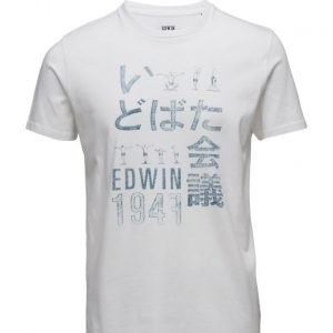 Edwin Gym T-Shirt lyhythihainen t-paita