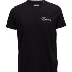 Edwin So Far So Good T-Shirt lyhythihainen t-paita