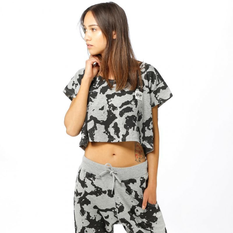 Eivy Cropped Boxy -t-paita