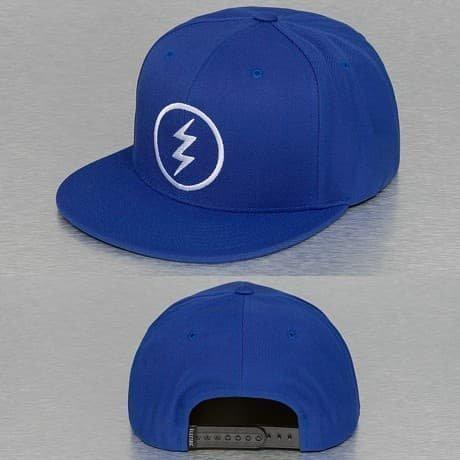 Electric Snapback Lippis Sininen
