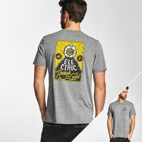 Electric T-paita Harmaa